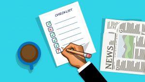 Checkliste: Brauche ich ein Gewerbe als Reseller?