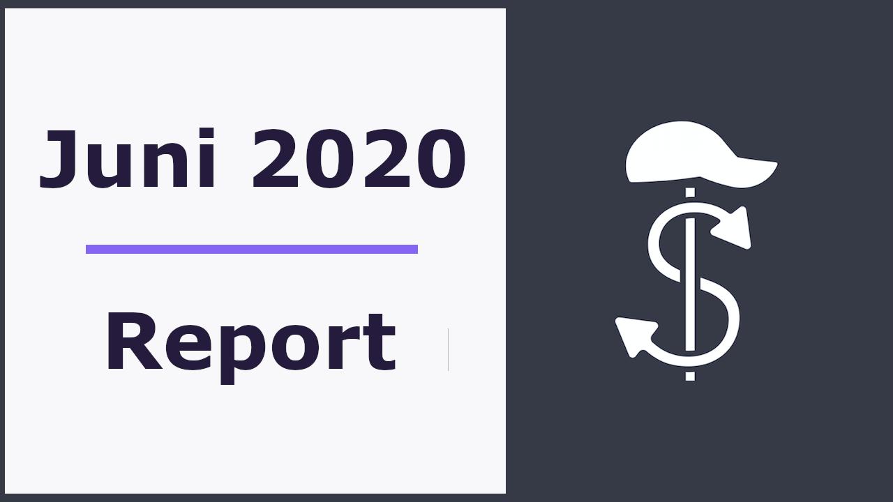 Monatliches Reporting - Juni 2020