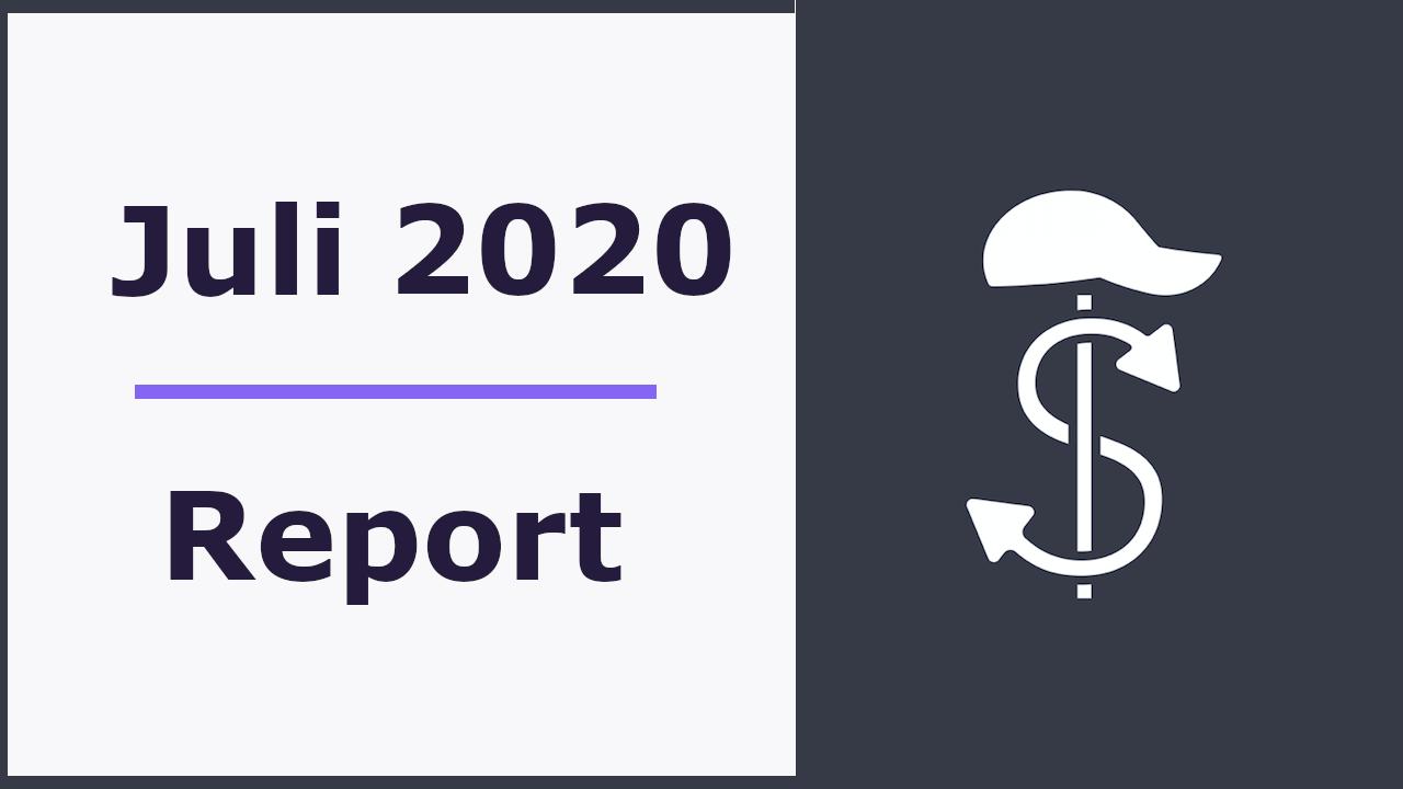 Monatliches Reporting - Juli 2020