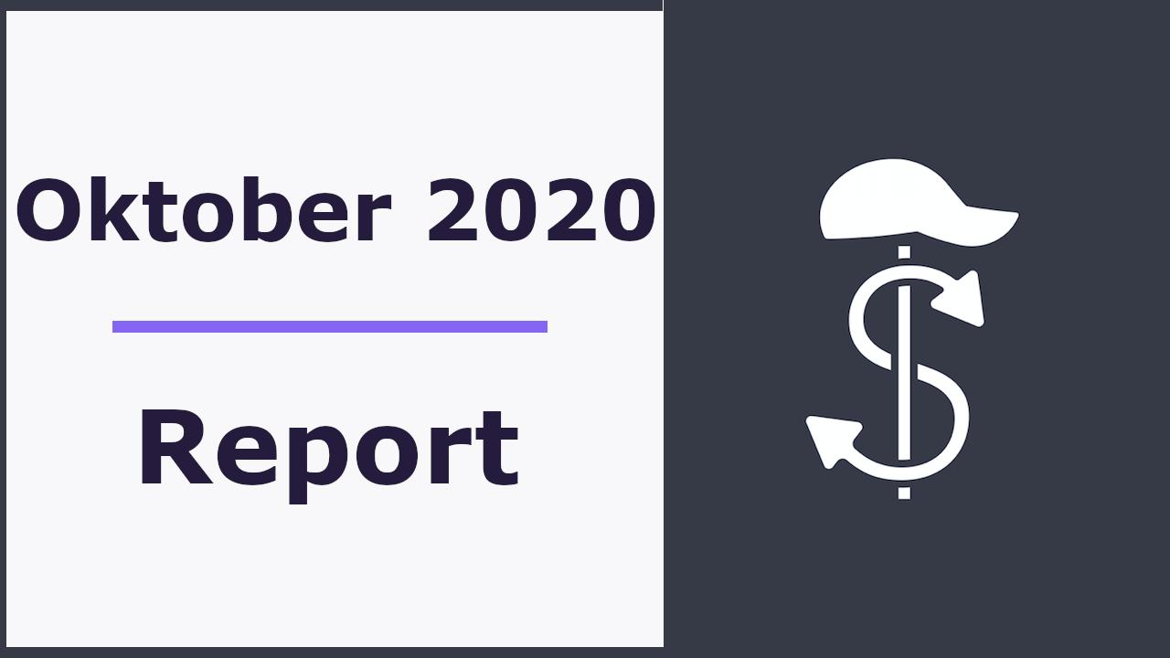 Monatliches Reporting - Oktober 2020