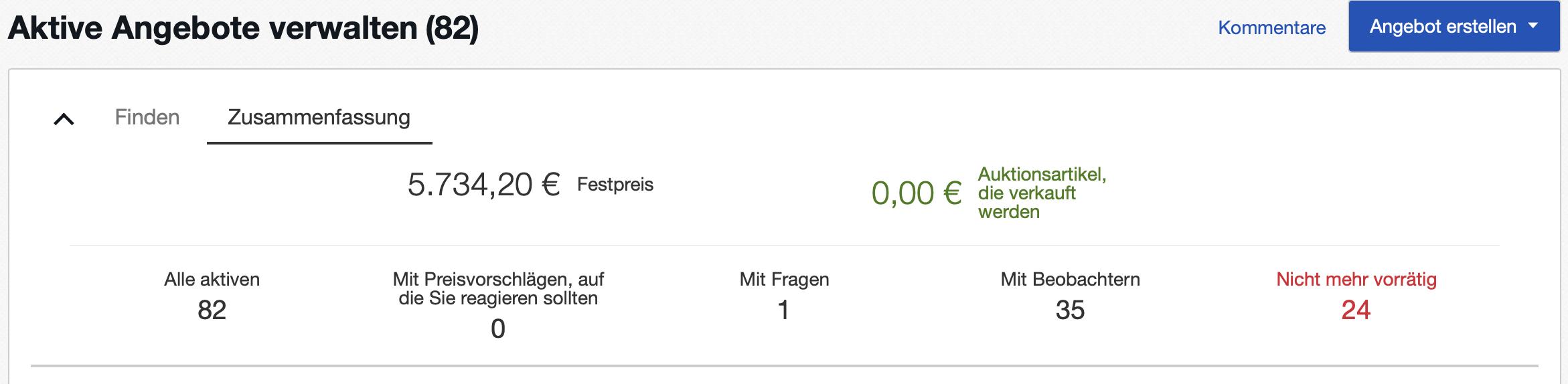 1_eBay aktive Angebote