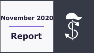 Monatliches Reporting - November 2020