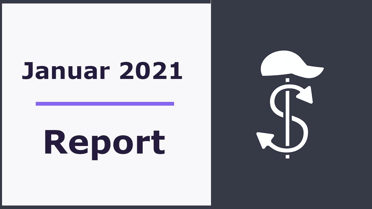 Monatliches Reporting - Januar 2021